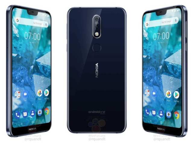 Nokia 7.1 smartphone to launch in India next month ...