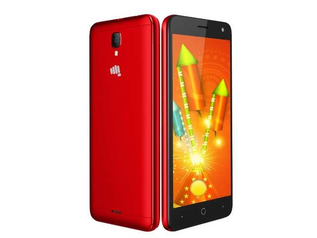 micromax micromax launches micromax bharat 5 infinity edition and