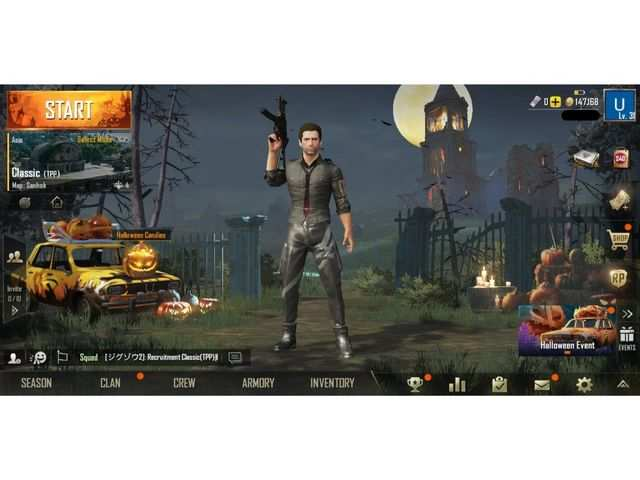 PUBG Update 0.9.0: New Halloween theme, achievements and other features