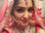You can't miss Amrapali Dubey in her stunning bridal look