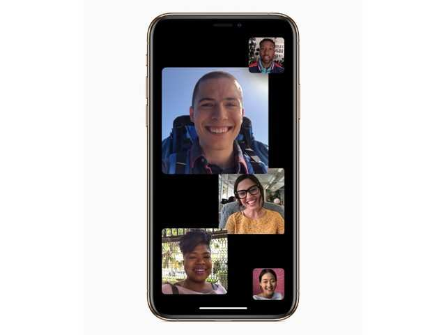 Group FaceTime and new emojis coming to iPhones and iPads with Apple iOS 12.1