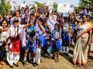 School students in Mumbai say 'No' to crackers
