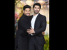 Sidharth Malhotra and Aditya Roy Kapur to grace the couch together for Karan Johar's chat show