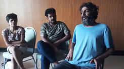 Perch theatre group artists on Ki Ra Kuzhambu Play