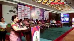 Tejal Amin says that Vadodara Marathon will aim at promoting social and civic awareness