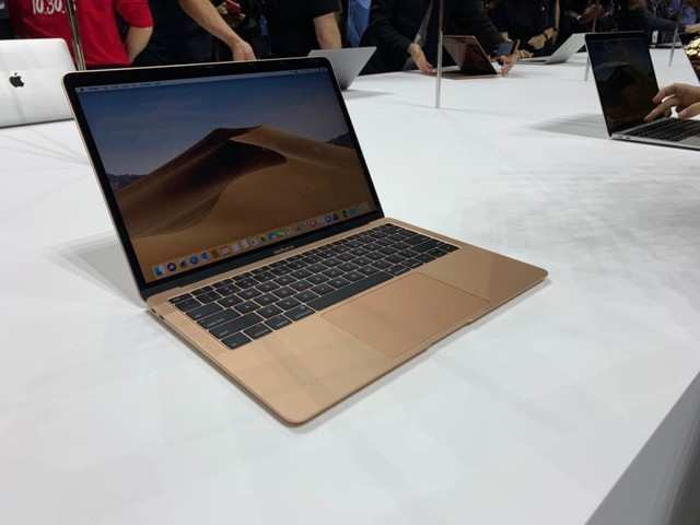 Apple MacBook Air: First impressions