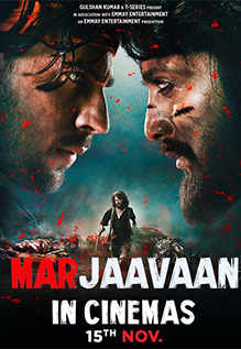 Marjaavaan Movie Review 2 5 5 Nothing To Die For