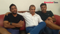Nayan Mongia, Subroto Banerjee and Shiv Sunder Das recently met after a long time in Vadodara
