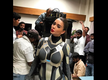 '2.0': Amy Jackson treats her fans to a behind-the-scenes photo from the film sets