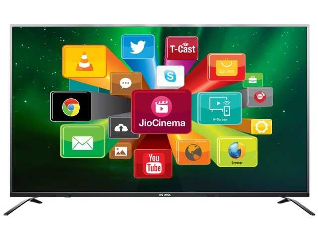 Intex launches three new 4K UHD Smart LED TV models, price starts at Rs 52,990