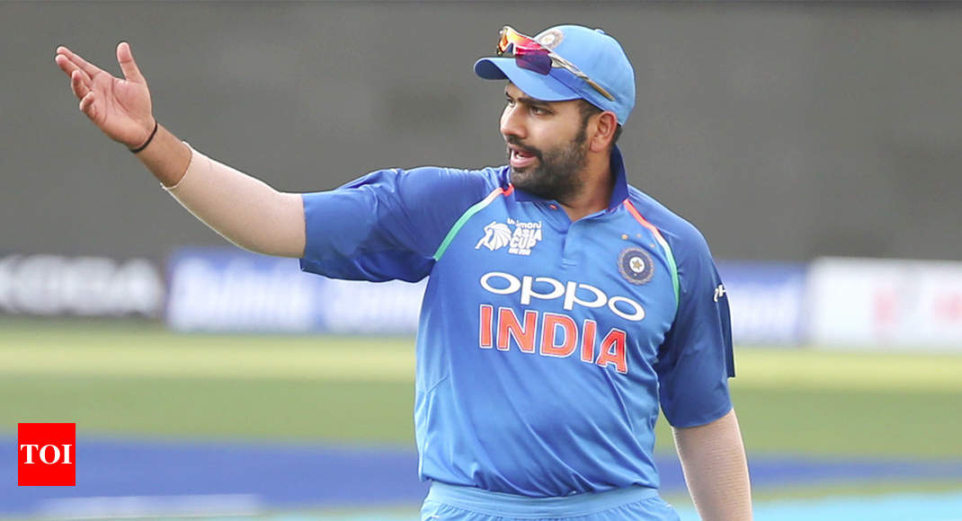 india national cricket team: Rohit Sharma asks fans to chant