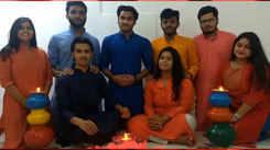 Students urge everyone to celebrate eco-friendly Diwali