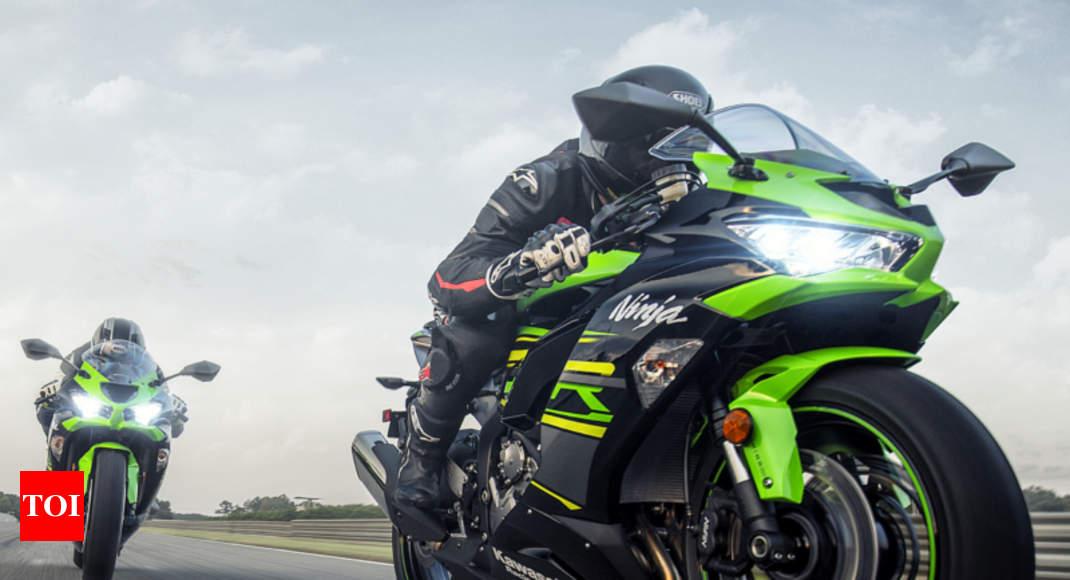 Kawasaki Ninja Zx 6r Abs Bookings Open India Launch Soon Times Of