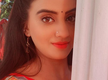 "Photo: Akshara Singh's ""look of the day"" will brighten up your day"