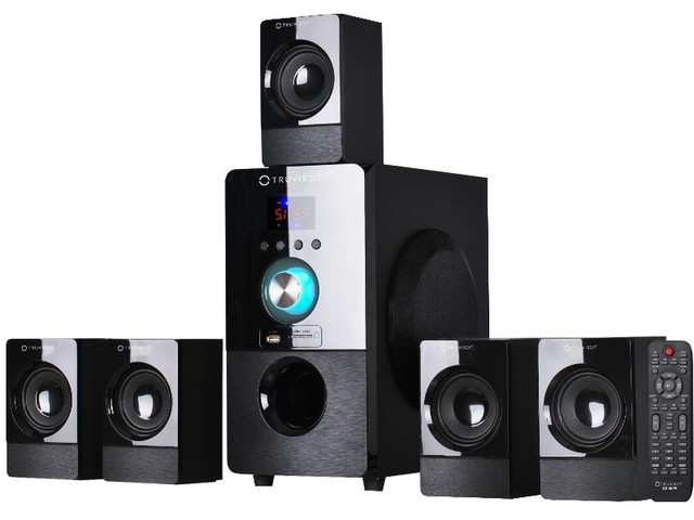 Truvison launches '5.1 BT5075' speakers, priced at Rs 5,999