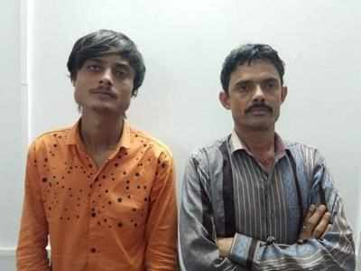 Two held with mephedrone in Ahmedabad | Ahmedabad News