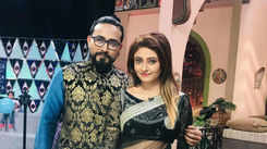 Actress Juhi Sengupta faces camera after 8 months; gets emotional