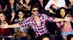 On Shah Rukh Khan's birthday, here's taking a look at his wonderful bond with Gujarat