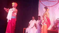 Play Satya Harishchandra staged in Varanasi
