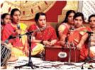 Celebration of music at Swagat Sabhagruha