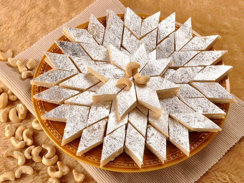 5 Best Barfi Recipes - Times of India