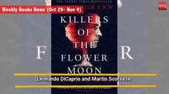 Weekly Books News  (Oct 29-Nov 4)