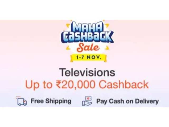 Paytm Mall Maha Cashback sale: 5 Smart TVs below Rs 40,000 you can buy