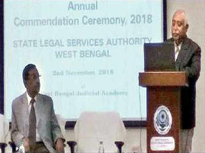 Chief Justice raps government for delay in legal services | Kolkata
