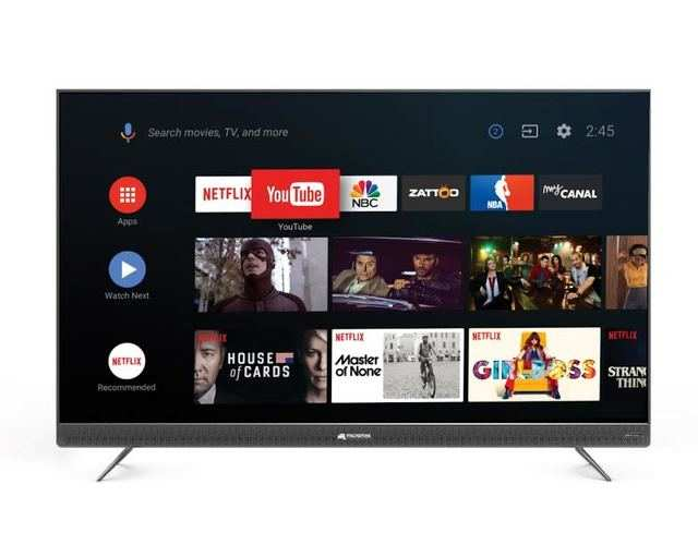 Micromax expands its range of premium TVs in India