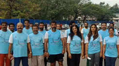 Litmus7 Fort Kochi Heritage Run's promo held in the city
