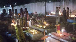 Tribute to the departed souls on occasion of All Souls Day