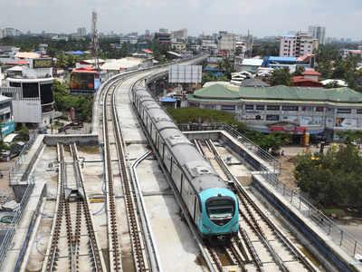 Kochi Mtero: Failure in power supply halts Metro service