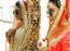 Akshara Singh is not the quintessential desi bridal in this latest click from 'Majanua' sets