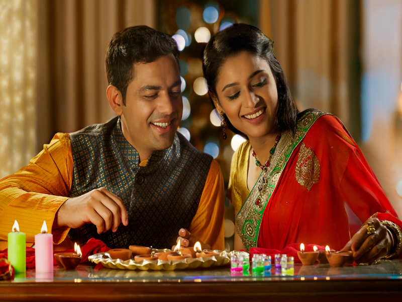 Happy Diwali 2018: How to celebrate eco-friendly Diwali with your partner this year