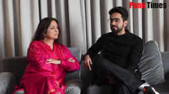 The whole experience of Andhadhund was challenging and exciting: Ayushmann Khurrana
