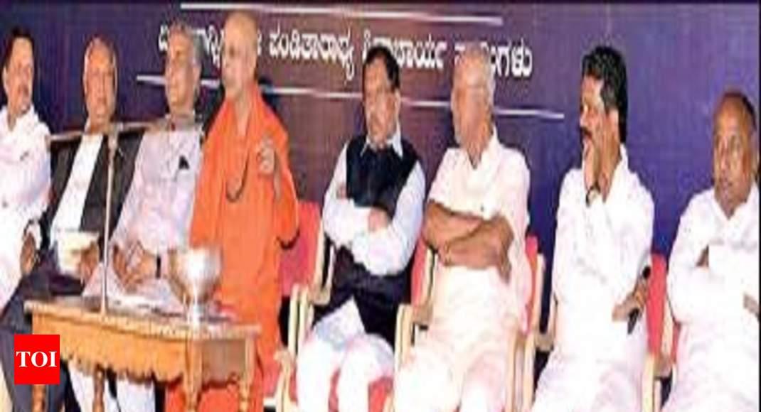 Vidente condena privilegios exigido por los políticos - los Tiempos de la India 1