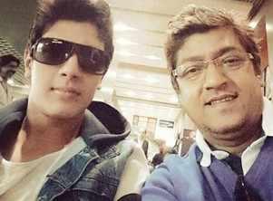 Aadesh Shrivastava's son ready to make music