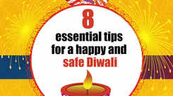8 essential tips for a happy and safe Diwali