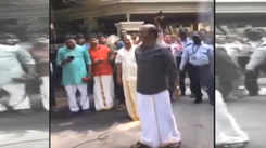 Rajinikanth greets fans ahead of Diwali