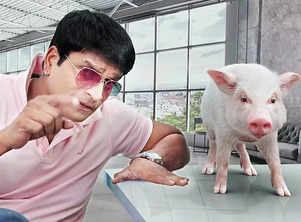 Adhugo Preview: Expectations are high from Ravi Babu's animated film