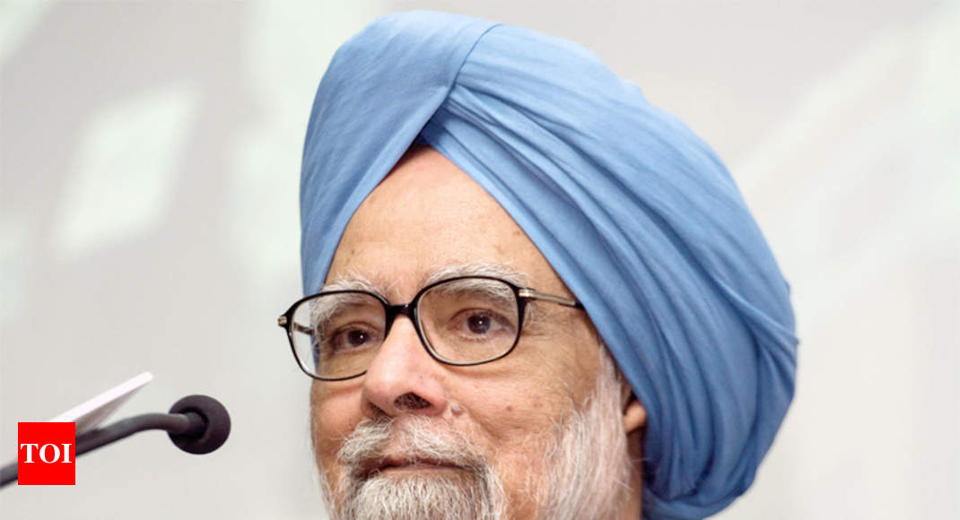 Finance minister is always superior, RBI governor can't defy him: Manmohan Singh in 2014 book - Times of India thumbnail