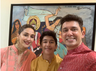 Madhuri Dixit Nene wishes her fans on Diwali with a lovely photo