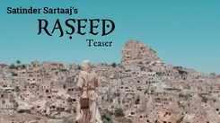 Latest Punjabi Song Raseed (Teaser) Sung By Satinder Sartaaj