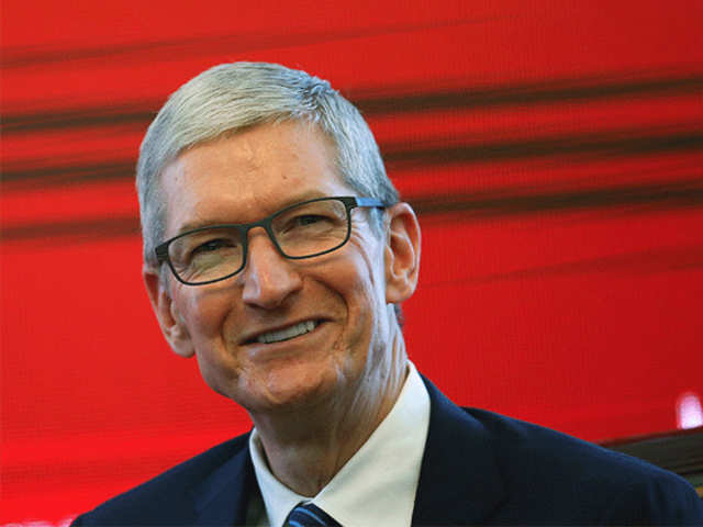Apple CEO Tim Cook sends Diwali message to Indians