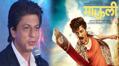 Shah Rukh Khan shares Riteish Deshmukh's Marathi flick 'Mauli' teaser