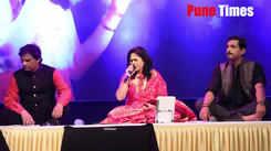 Gagan sadan by Bela Shende diwali pahat in Pune.