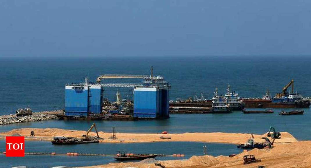 China clinches multi-billion-dollar strategic port deal with Myanmar - Times of India
