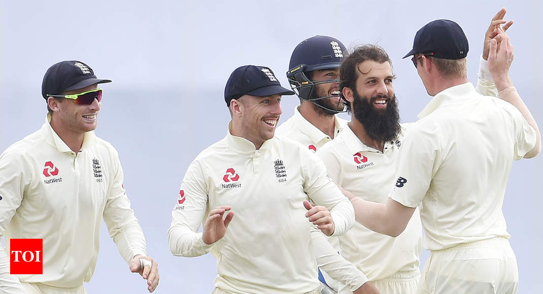 1st Test: England thrash Sri Lanka by 211 runs at Galle, take 1-0 lead - Times of India