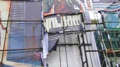 Posters, banners of movie 'Sarkar' removed amid protests