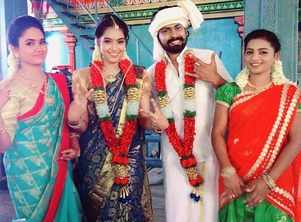 Eeramaana Rojaave crosses 100 episodes